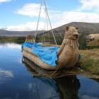 Kon-tiki, het bekende vlot van Thor Heyerdahl
