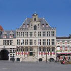 Oude stadhuis van Bergen op Zoom