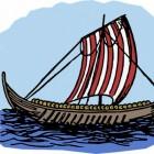 Vervoer in de Middeleeuwen: vikingschepen