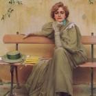 Nieuwe kleding voor vrouwen rond 1900