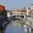 Rivieren, kanalen, grachten en opkomst steden