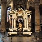 De koninklijke grafkelders in de Nieuwe Kerk te Delft