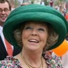 Koningin Beatrix - werkbezoek aan Schiermonnikoog