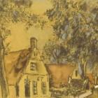 Germ de Jong – Kunstschilder op Ameland