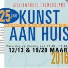 Kunst aan Huis – Atelierroute Lauwersland