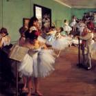 De schilder Edgar Degas