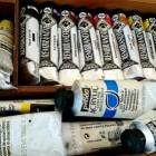 Acrylverf voor kunstschilders, hobby en professioneel