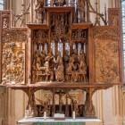 Altaar, antependium, predella en retabel als kunstwerken