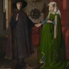 Jan van Eyck - Arnolfini en zijn vrouw: verborgen symbolen