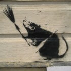 Het blijvende mysterie achter Banksy