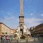 Vierstromenfontein: het hoogtepunt op het Piazza Navona