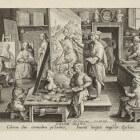 Schilderkunst 17e eeuw: het schildersatelier