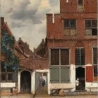 Daar ligt het Straatje van Johannes Vermeer