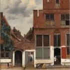 Daar ligt het Straatje van Vermeer