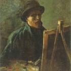Schilderij 19e eeuw: De aardappeleters, Vincent van Gogh