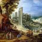 Schilderkunst 17e eeuw: Italianiserende landschapschilders