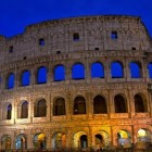 Het Colosseum, indrukwekkend voorbeeld van antieke bouwkunst