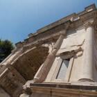 Rome: De triomfboog van Titus