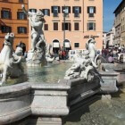 Rome: de Piazza Navona, een barokke huiskamer
