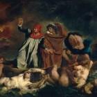 Franse romantische schilderkunst in de negentiende eeuw