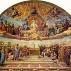 Rome: de school van Athene van Rafaël