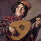 De portretschilder Frans Hals (circa 1581-1666)