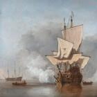 Schilderkunst 17e eeuw: het zeegezicht