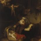 Rembrandt van Rijn, schilder van bijbelse taferelen