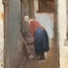 Het straatje van Johannes Vermeer