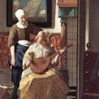 De liefdesbrief van Johannes Vermeer