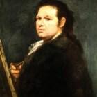 De beroemde Spaanse schilder Francisco de Goya