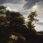 De landschapsschilder Jacob van Ruisdael (1628-1682)