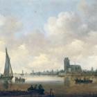 De landschapsschilder Jan van Goyen (1596-1656)
