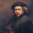 Schilderij Rembrandt van Rijn van de vader en verloren zoon