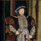 Portret van Hendrik VIII door Hans Holbein