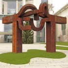 De naoorlogse beeldende kunst van Spanje