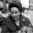 Montserrat Caballé, Spaanse sopraan en operadiva