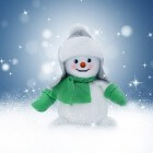 Snegurotchka, het Russische sneeuwmeisje