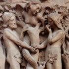 Adam en Lillith. Het verhaal van Adam's Eva en Lillith