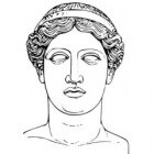 De Griekse godin Hera