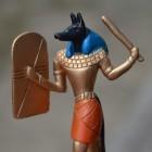 Anubis, de jakhalsgod van Egypte