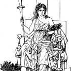 Demeter, Griekse godin van de landbouw | Kunst en Cultuur ...