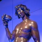 Dionysos of Bacchus, god van de wijn en het plezier