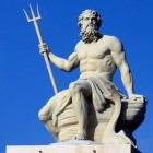 Griekse mythologie, god Poseidon