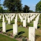 Oorlogsbegraafplaatsen in Nederland en daarbuiten