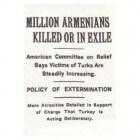 De eerste Holocaust - Over de Armeense genocide /Robert Fisk