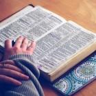 Bijbelse beeldspraak: adem, alfa en omega, dwalen, fundament