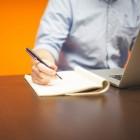 Schrijfoefening: verschillende perspectieven oefenen