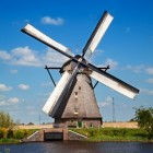 De molens op Voorne-Putten