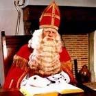 Sinterklaas en de drie kinderen in ´t pekelvat